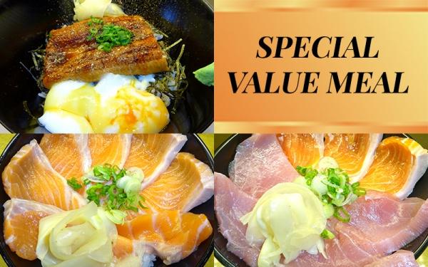 Bontat Bonta Special Value Meal