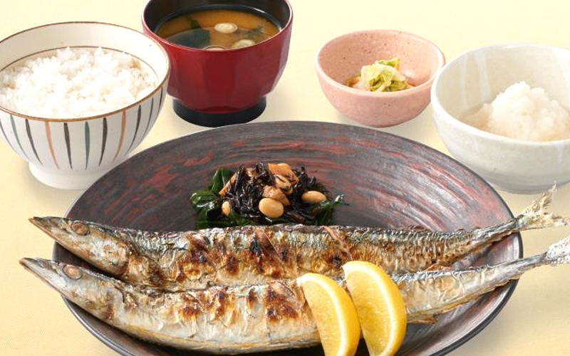 Teishoku: Traditional Japanese home-cooked food