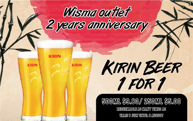Special Promotion 2 Years Anniversary