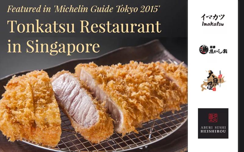 Michelin Start Tonkatsu Restaurant, 50% Off Ramen, Popular Chirashi Don is Back and many more!