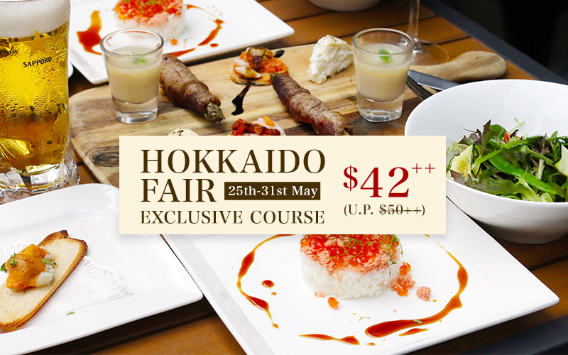 Enjoy the best of Hokkaido with Hokkaido Fair Exclusive Course! Special Price for JPassport members!
