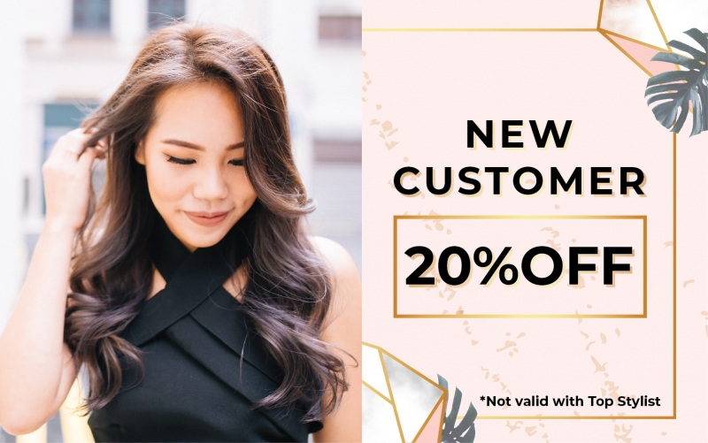 20% OFF For New Customer