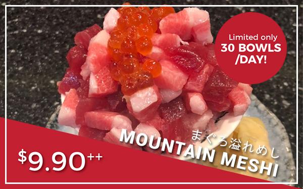 Mountain Meshi - $9.90++